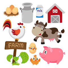farm character design