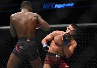 MMA: UFC Fight Night-Edwards vs Sobotta