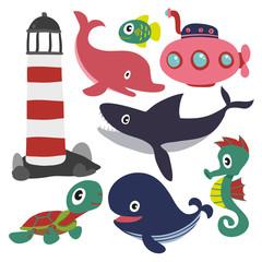 ocean collection design
