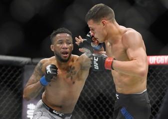 MMA: UFC Fight Night-Duquesnoy vs Ware