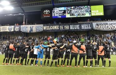 MLS: San Jose Earthquakes at Sporting KC