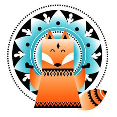 Foxy Totem