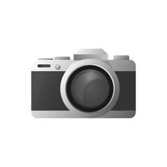 Mirrorless Camera Vector