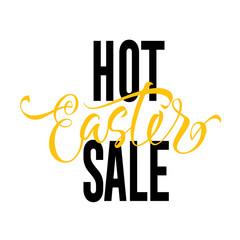 Hot Easter Sale Lettering