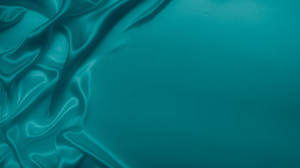 Elegant satin silk with waves, abstract background