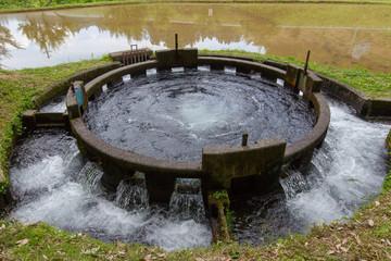 大分農業用配水池