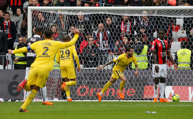 Ligue 1 - OGC Nice vs Paris St Germain