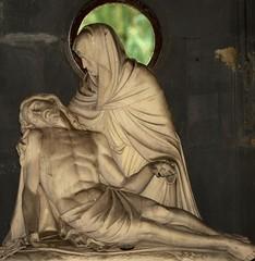la pietà...la douleur d'une mère