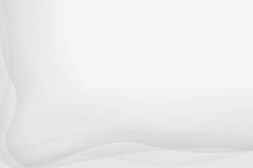Light gray and white abstract background
