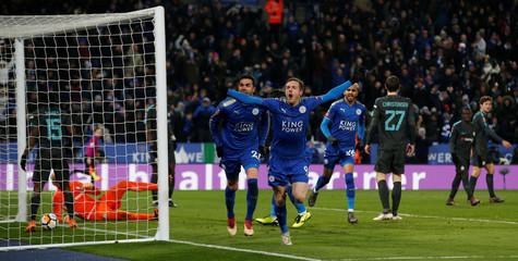 FA Cup Quarter Final - Leicester City vs Chelsea