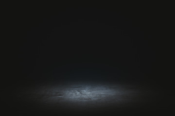 Dark wallpaper with spotlight