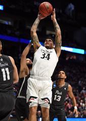 NCAA Basketball: NCAA Tournament-Second Round-Cincinnati Bearcats vs Nevada Wolf Pack
