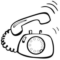 Znalezione obrazy dla zapytania telefon dzwoni