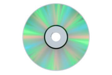 Compact Disc, 3D rendering