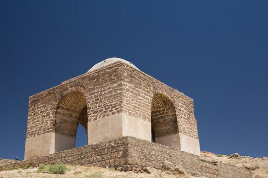 Niasar Fire Temple, Isfahan, Iran