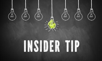 Insider Tipp