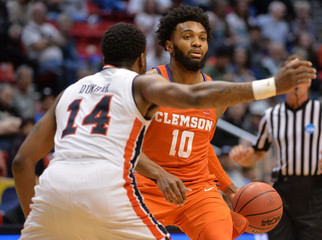 NCAA Basketball: NCAA Tournament-Second Round-Auburn vs Clemson
