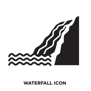 waterfall icon