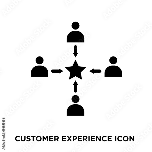 Customer Experience Icon Stock Image And Royalty Free Vector Files