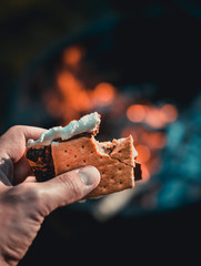 Want a s'more?