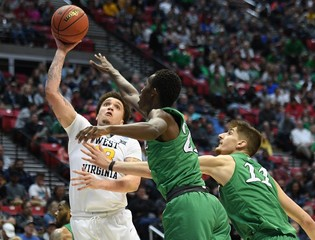NCAA Basketball: NCAA Tournament-Second Round-West Virginia vs Marshall