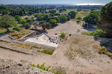 ロードス島ローマ遺跡