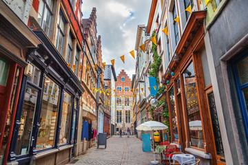 Street of Gent, Belgium