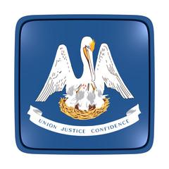 Louisiana flag icon