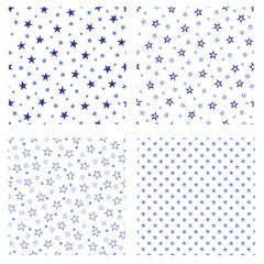 崩れた星パターン,