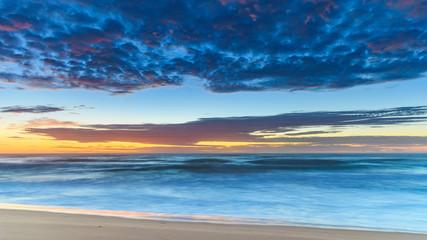 Sunrise Seascape from the Beach