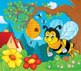 Happy spring bee topic image 3