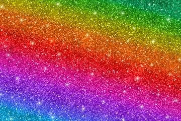 Multicolored glitter background