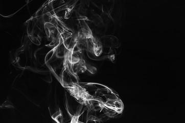 beautiful smoke abstract background.