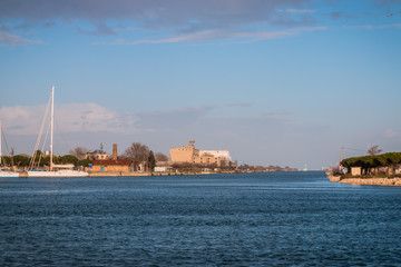 Le port de Port Saint-Louis-du-Rhône