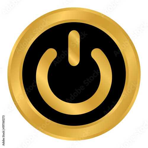Power Symbol Button Stock Image And Royalty Free Vector Files On