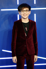 Cast member Philip Zhao attends the European Premiere of Ready Player One in London