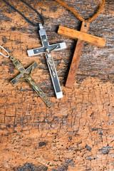 Catholic crosses