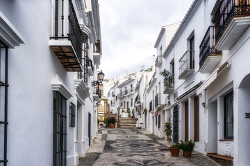White villages of Frigiliana