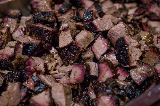 Brisket Burnt Ends