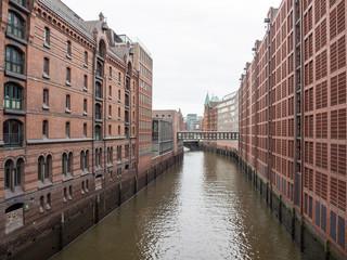 die Hansestadt Hamburg