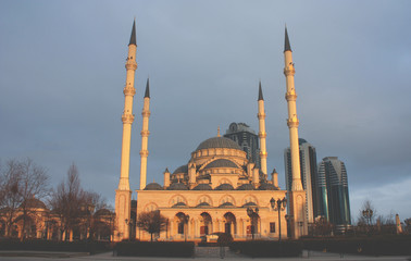 "Mosque ""Heart of Chechnya"