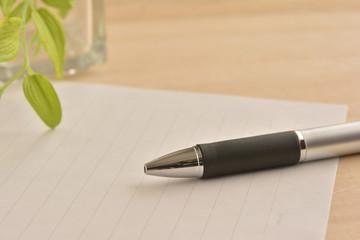 ボールペン 便箋