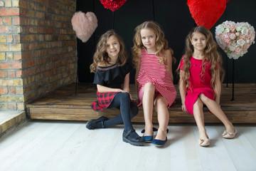 Children fashion clothes