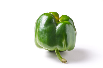 Organic green Bellpepper