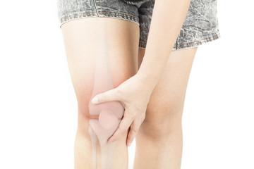 Knee bones pain