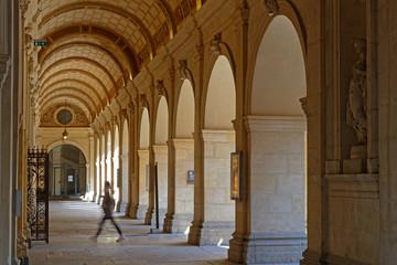 Arcades du Musée des beaux-arts de Lyon