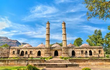 Sahar Ki Masjid at Champaner-Pavagadh Archaeological Park. A UNESCO heritage site in Gujarat, India