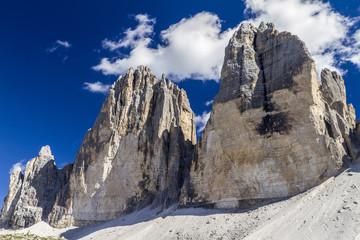 Wandern Dolomiten Drei ZInnen