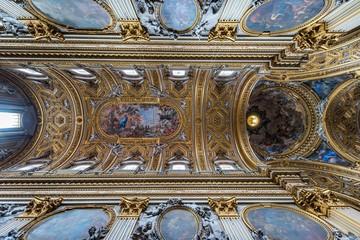 Church Parrocchia Santa Maria in Vallicella, Roma, Italy