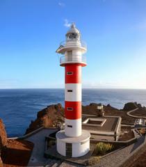 Teno Lighthouse, Tenerife Island, Spain